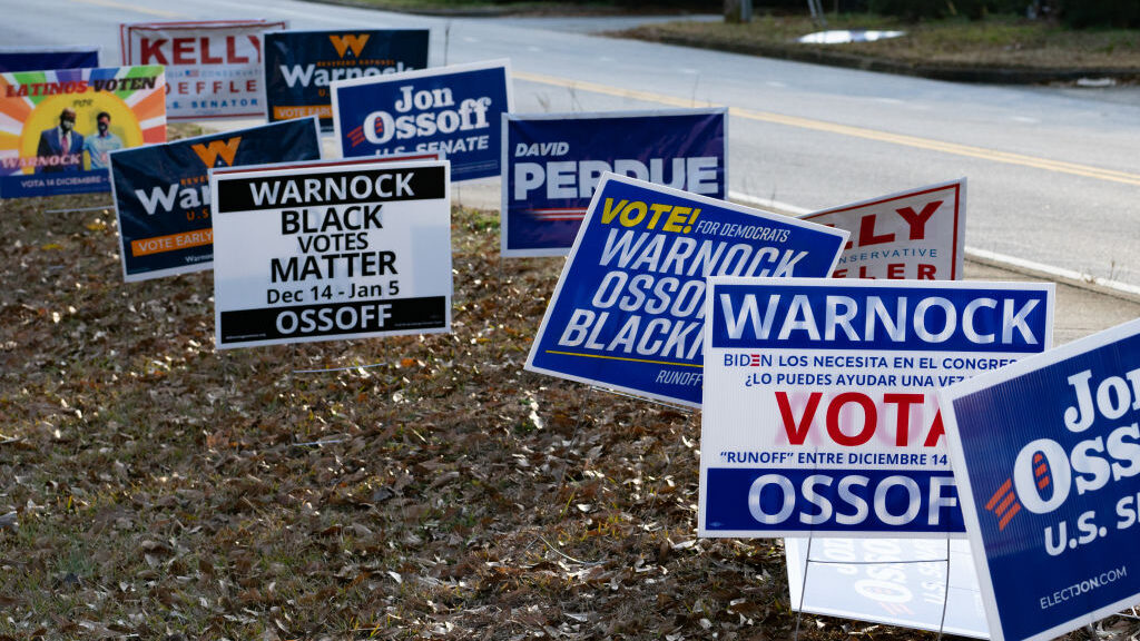 Deluge Of Court Cases As Republicans Pass Voting Laws To Democrats' Fury