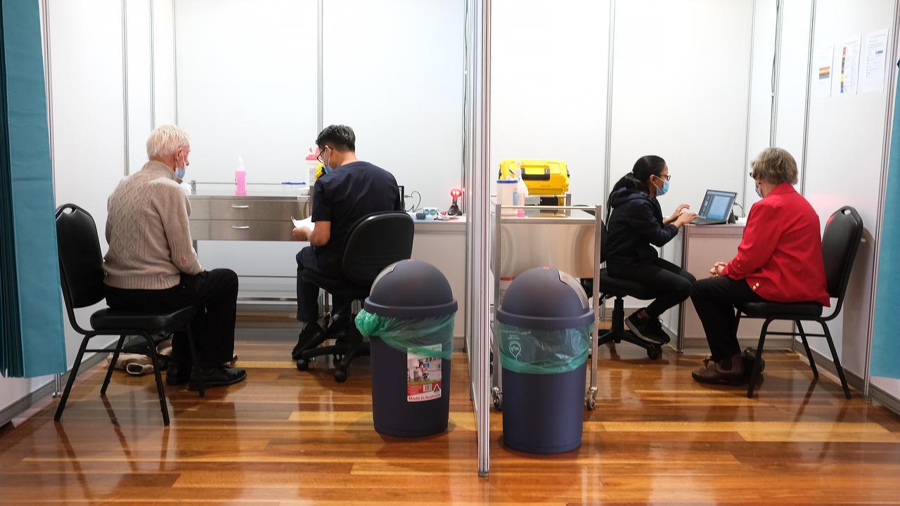Clarity Sought On Vaccine Rollout, Australian Borders
