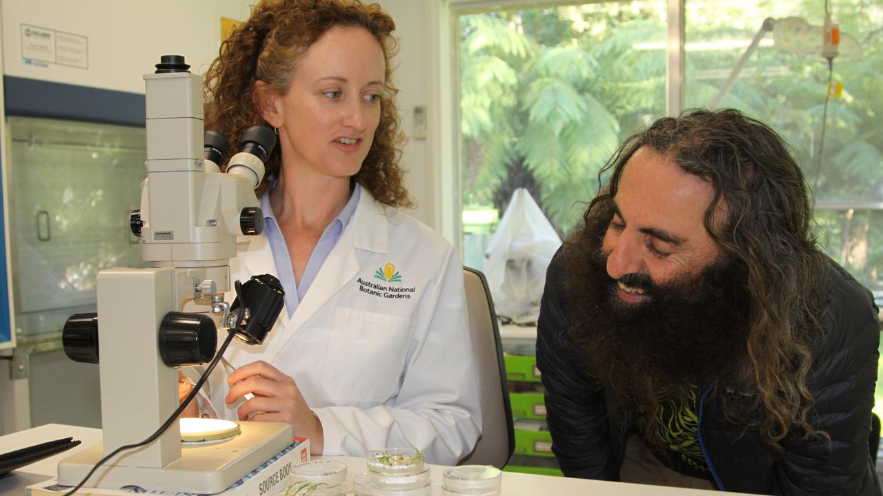 Seed Bank Future-Proofs Australian Species