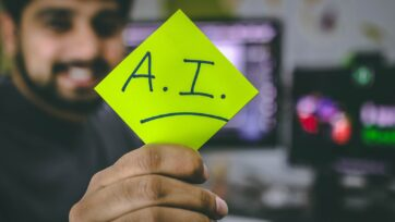 AI is expected to impact every aspect of our lives. (Hitesh Choudhary/Unsplash)