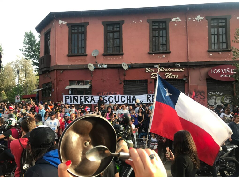 Election Highlights Chilean Pension Crisis