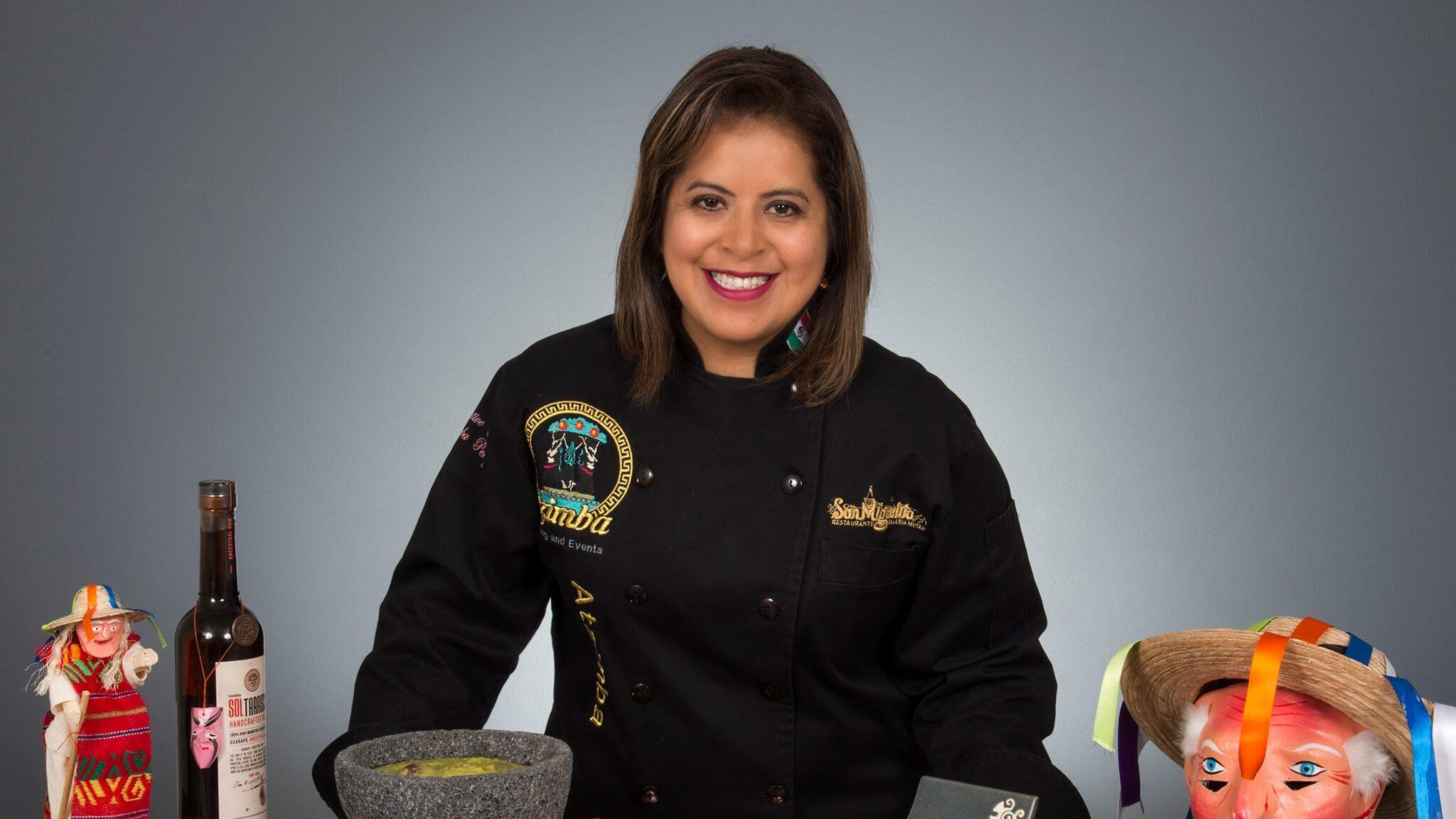 Every Michoacán Dish Has A Story — And Atzimba Pérez Shares It