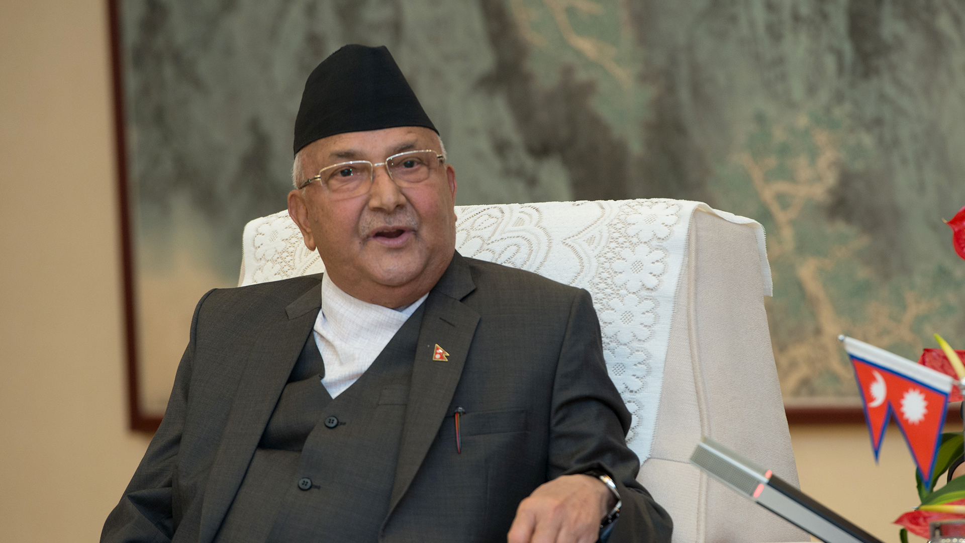 Pandemic Amid Political Instability Deepens Nepal Crisis