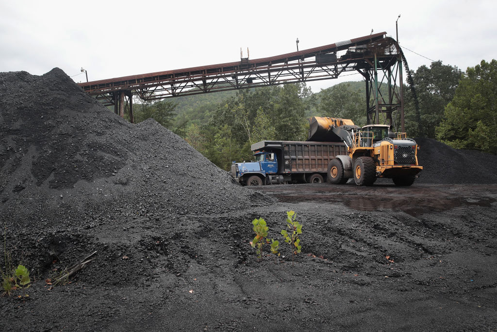 Coal Power To Increase For First Time Since 2009 As Economy Heats Up