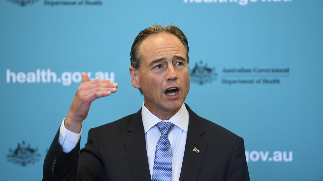 Australia's Hunt Defends Disability Jab Rollout Pace