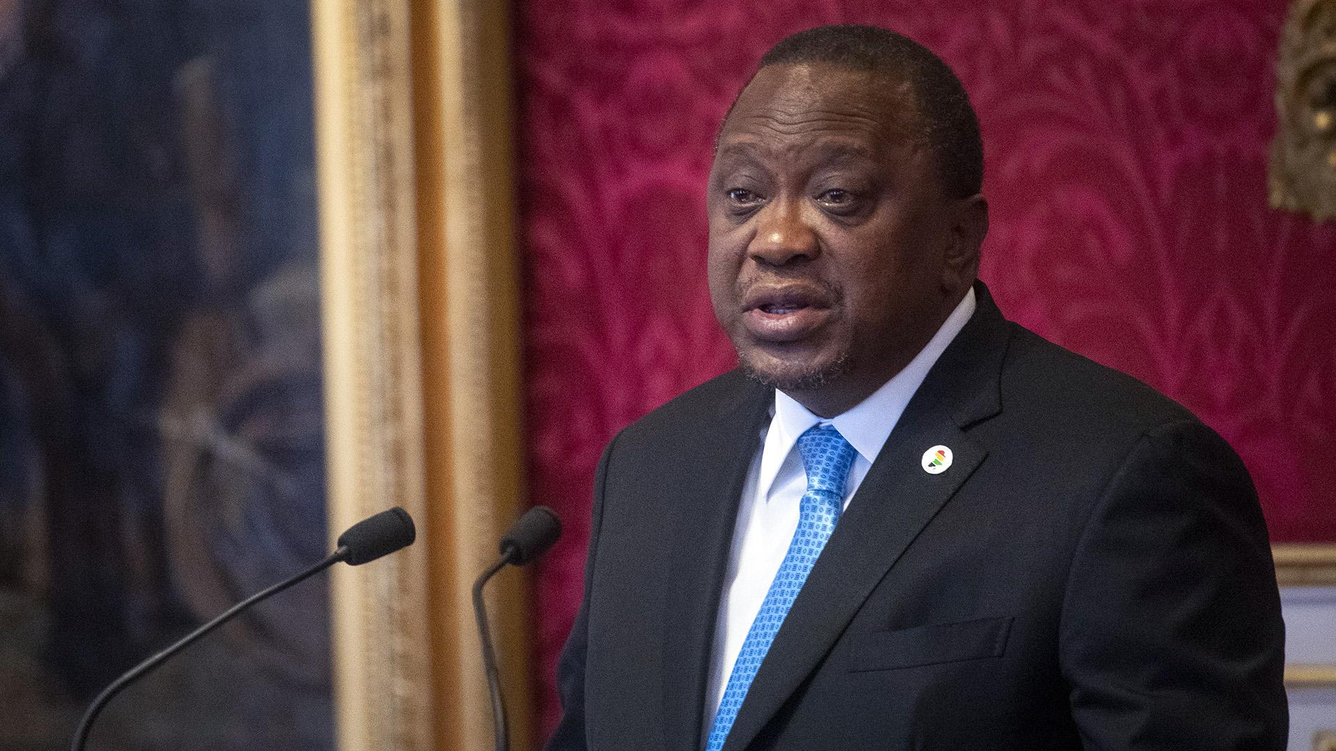 Court Halts President Uhuru Kenyatta's Quest To Change Kenya's Constitution