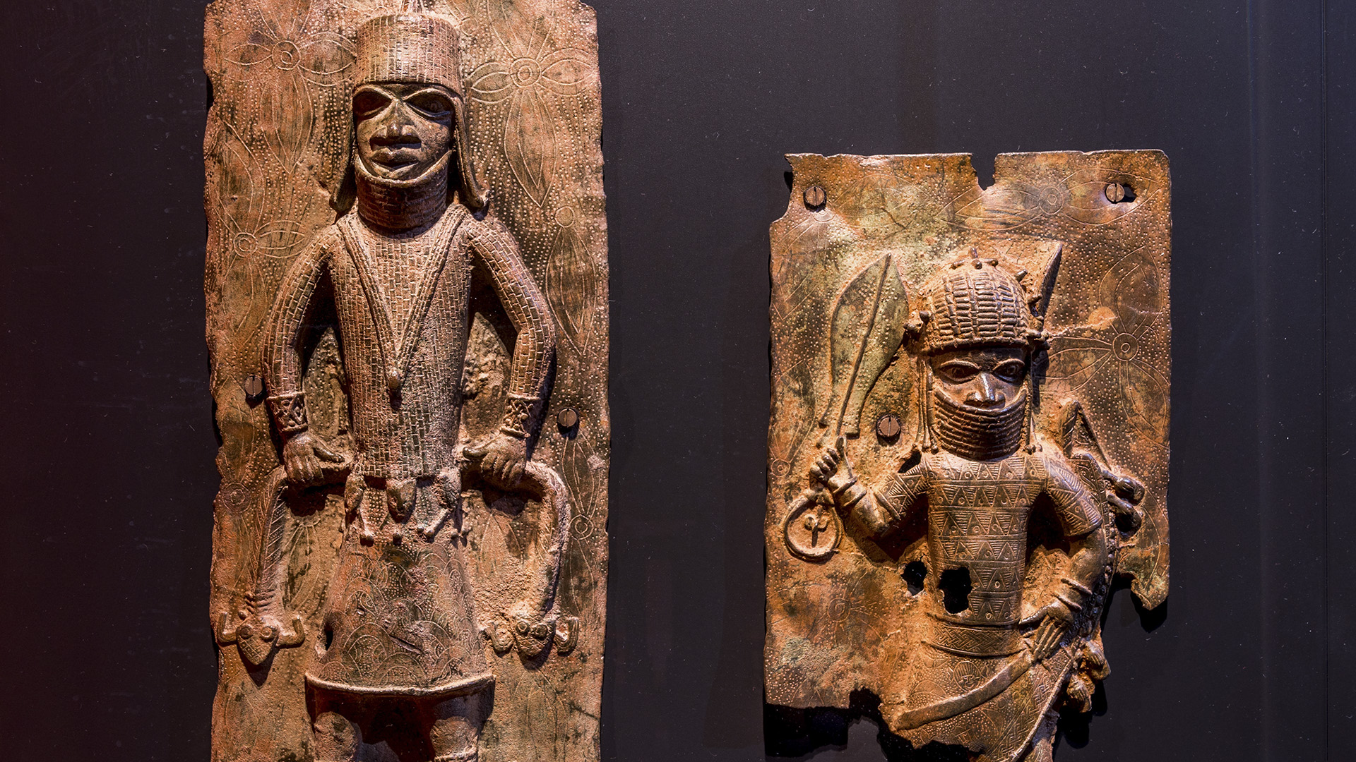 PHOTOS: What The Imminent German Return Of Pillaged Artifacts Means For Nigerian History