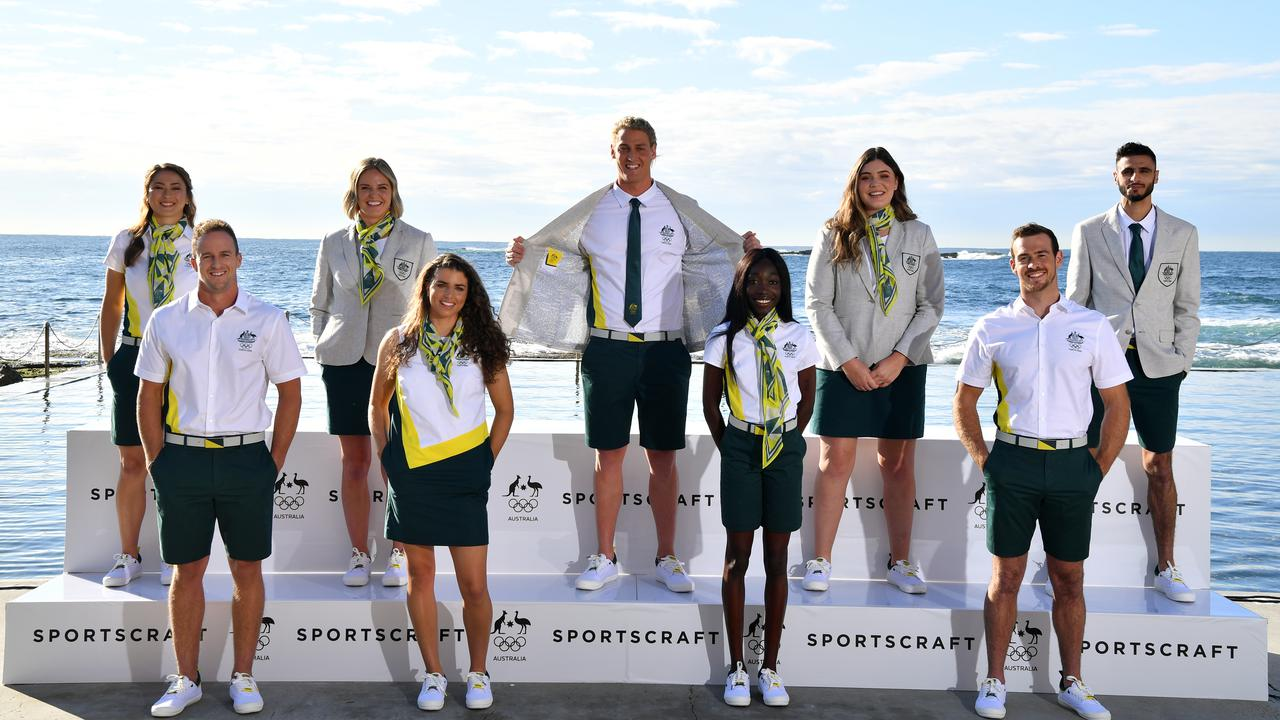 Aussies Ready For Unique Opening Ceremony