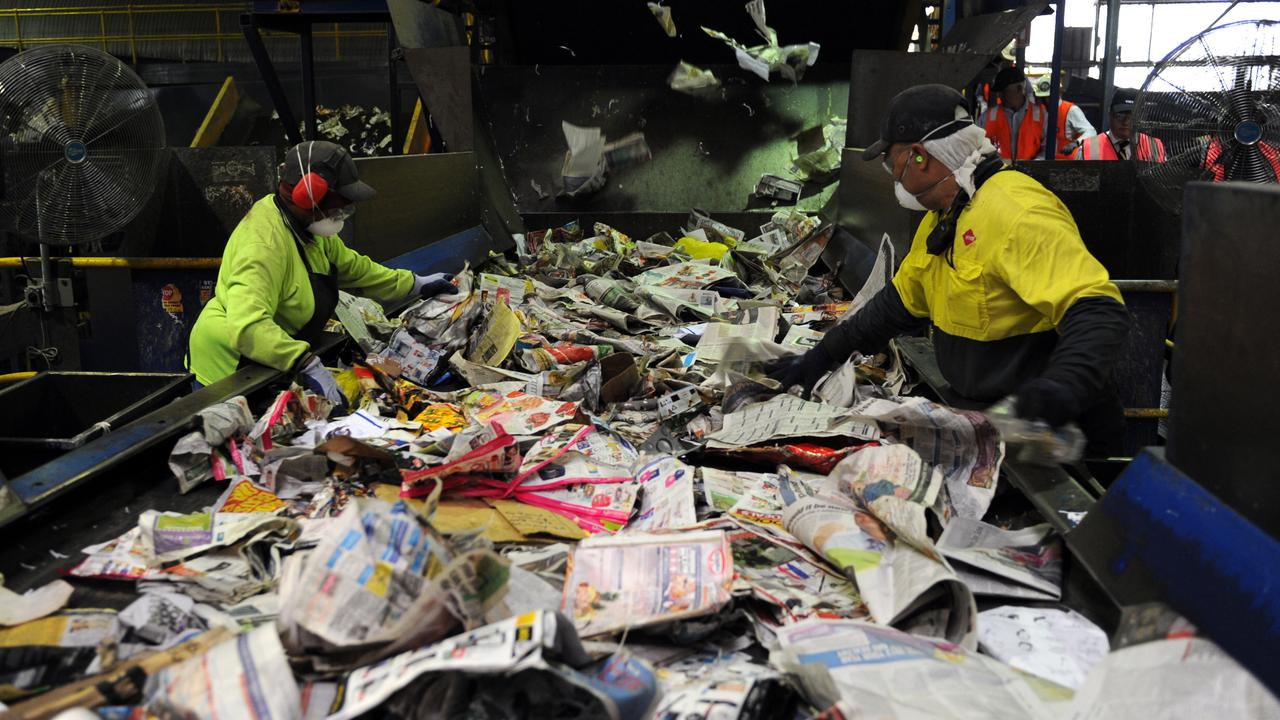 Big Boost For Recycling In South Australia After Funds Being Provided