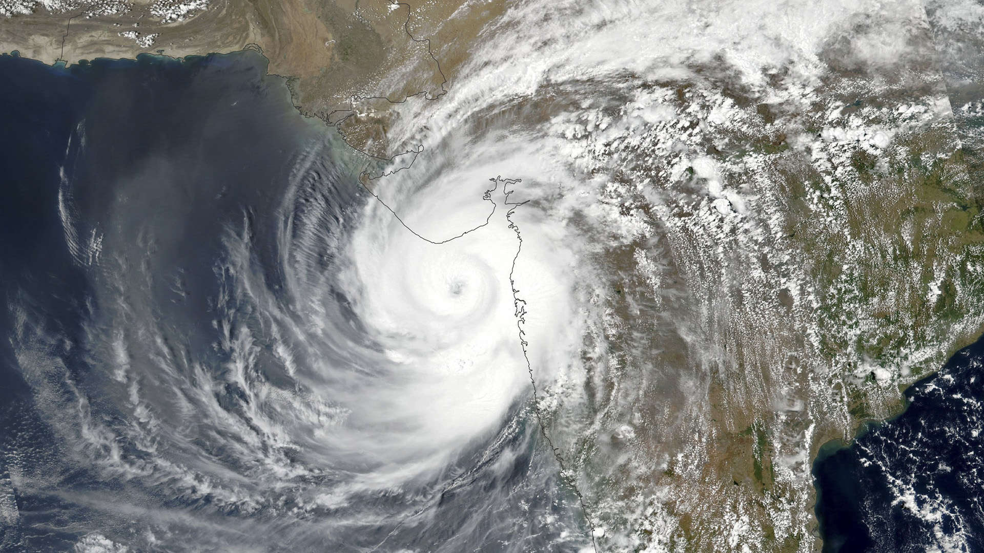 PHOTOS: Cyclone Tauktae Claims Over 50 Lives In India, Almost Hundred Missing