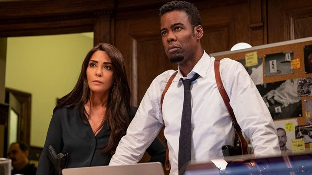 Popcorn With Zenger: Chris Rock Is Miscast In An Insanely Predictable 'Spiral'