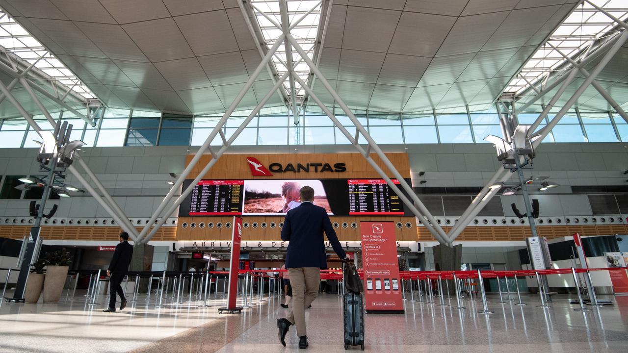 Flight Company Qantas Sick Pay Stoush Set For Australian High Court