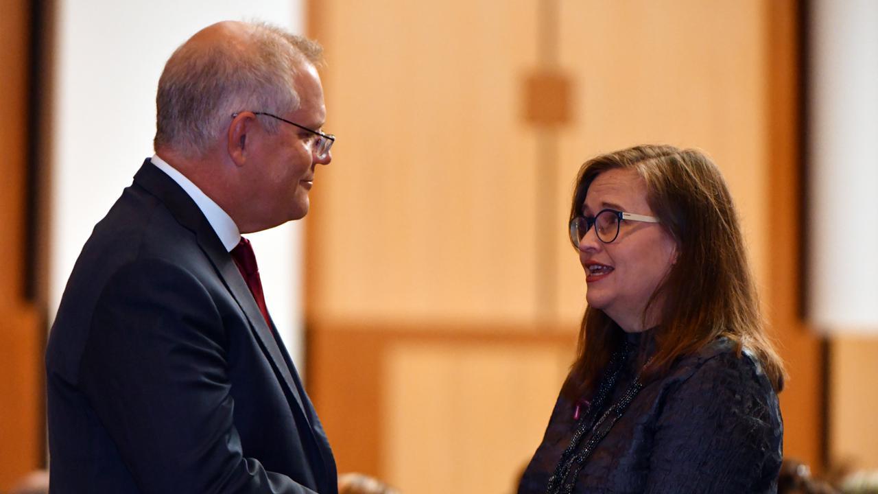 Australian Federal Parliament Culture Review Launches