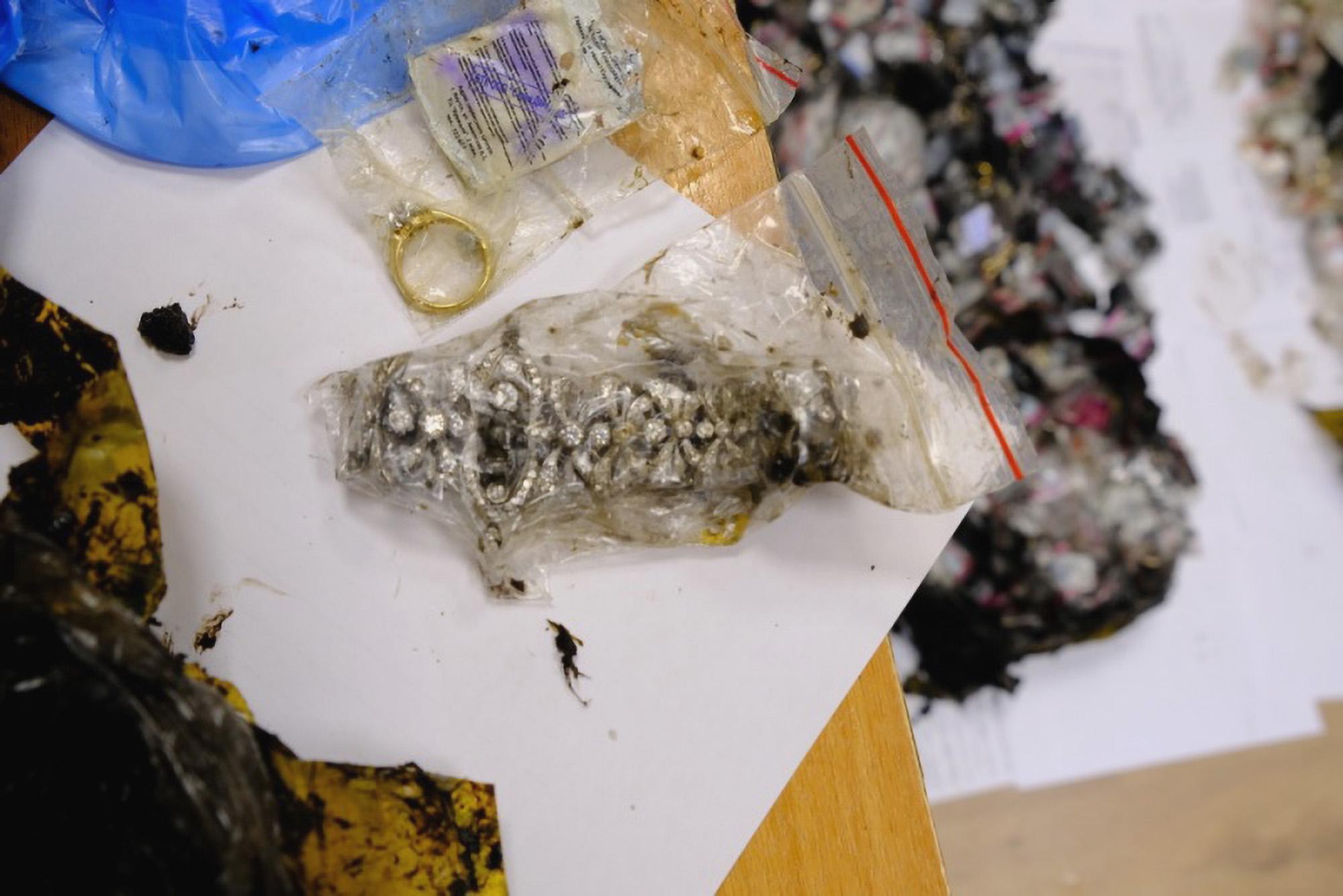 VIDEO: Rough Diamonds: $2 Million In Gems Found Buried In Scrubland Three Years After Heist