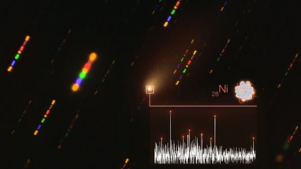 VIDEO: Comets Near And Far Found To Have The Same Atmospheric Heavy Metals