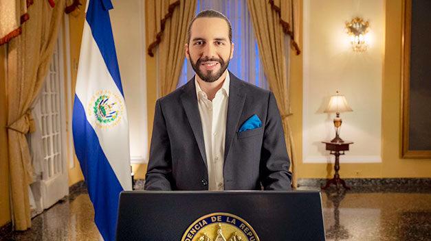 El Salvador's President Nayib Bukele Consolidates Power, Dismissing Judicial Authorities