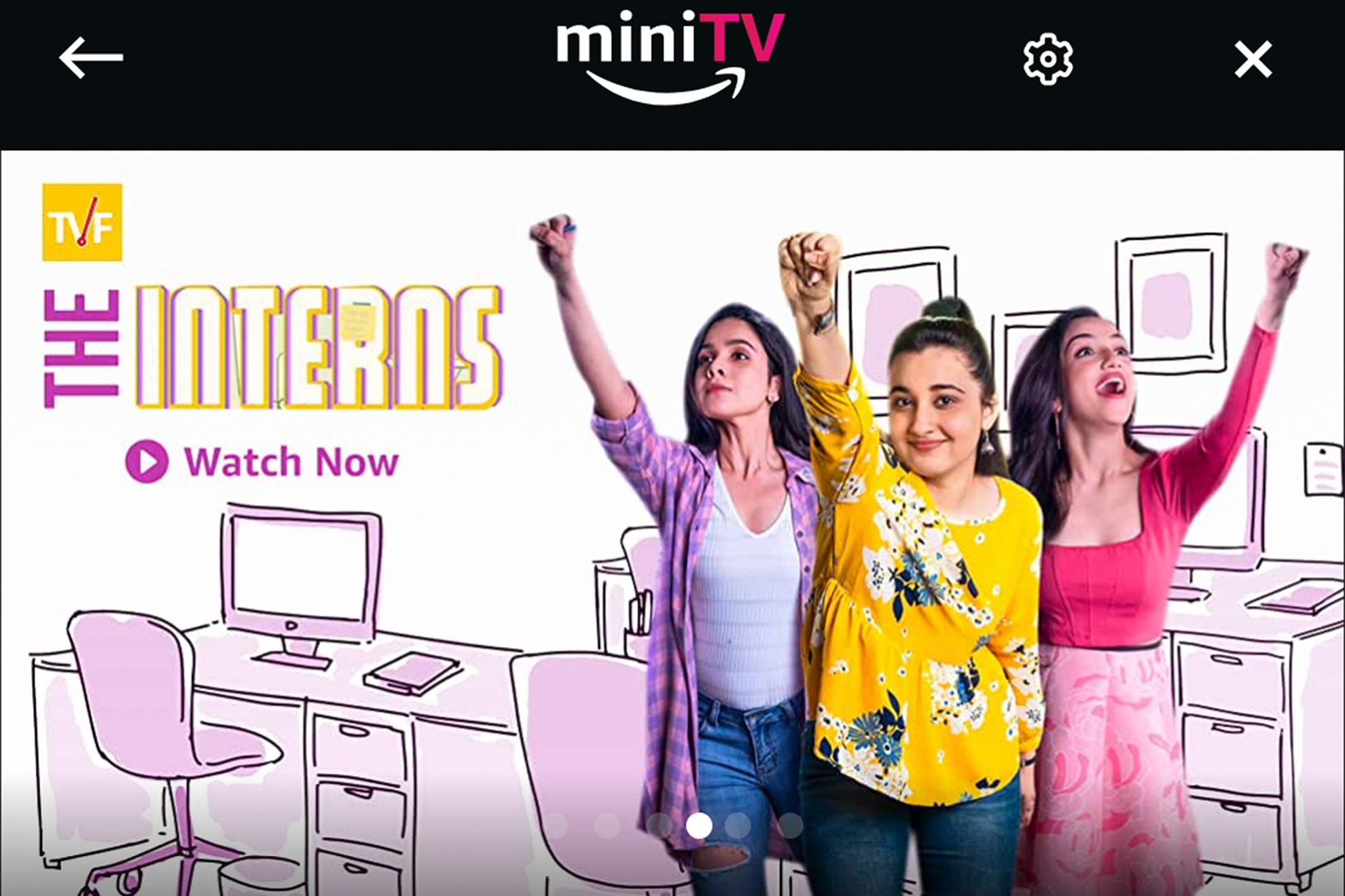 Amazon Launches Free Video Streaming Service Exclusively In India