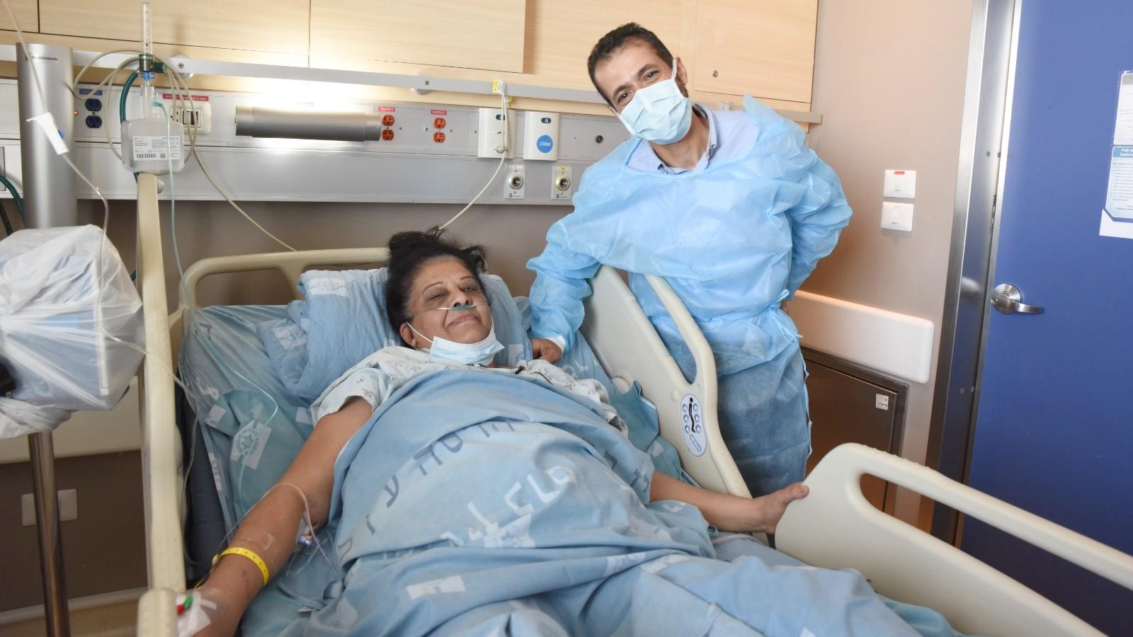 Kidney Of Jewish Man Killed In Riot Saves Arab Woman's Life