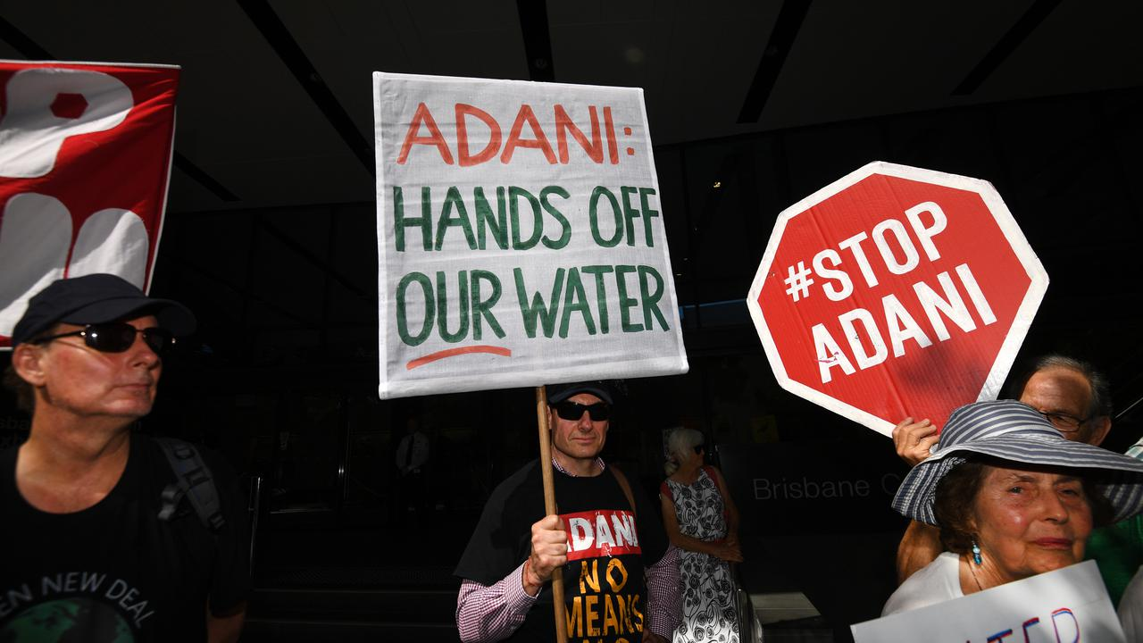 Adani Water Approval Unlawful: Australia Federal Court
