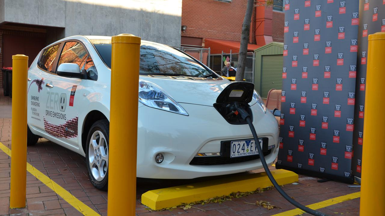 High Interest In South Australian Car Charging Stations