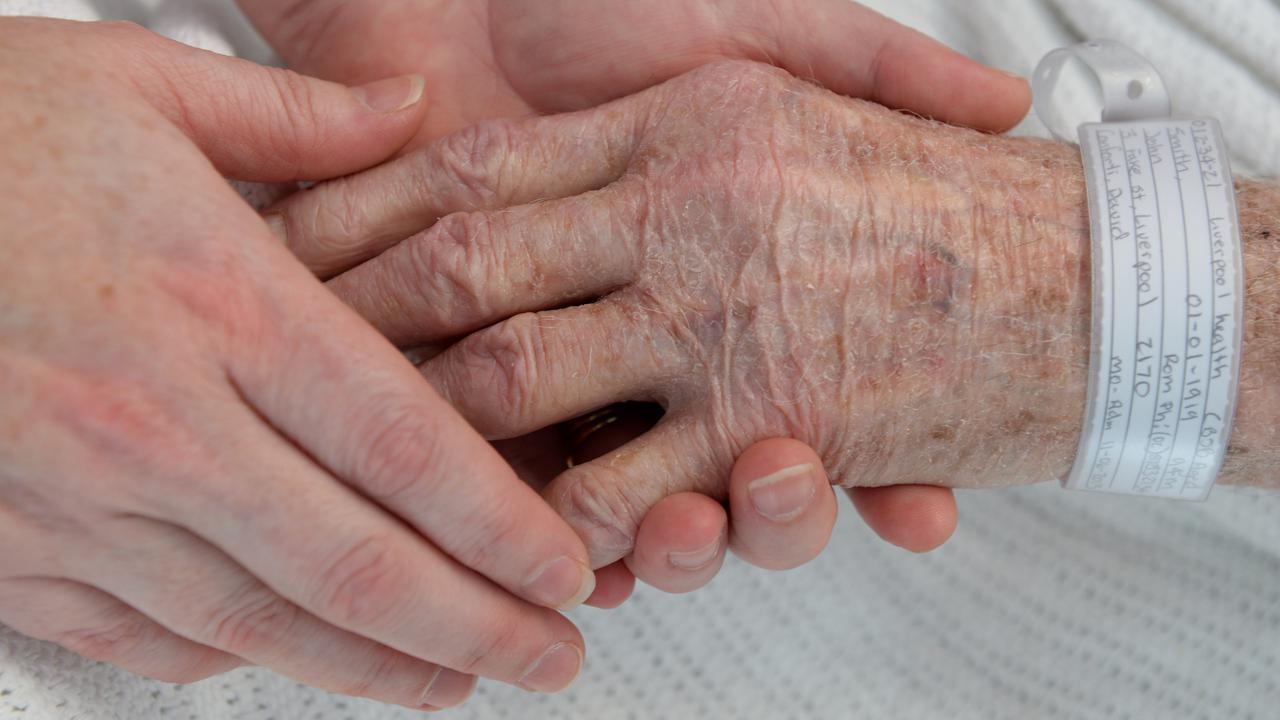 Australian Palliative Care Home Visits Rise In Covid-19