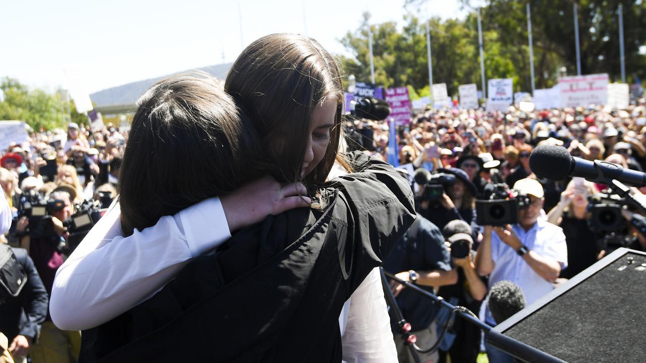 'Three Staffers' Backgrounding On Higgins, Says Australian MP Katy Gallagher