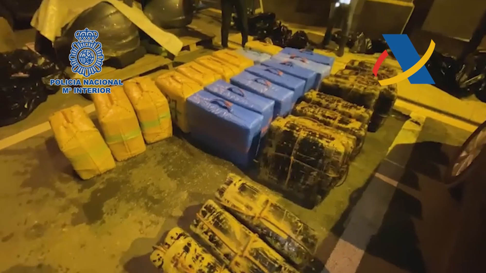 High Seas: Police Seize Navy Sailor Turned Trafficker And Nearly Two Tons Of Hash