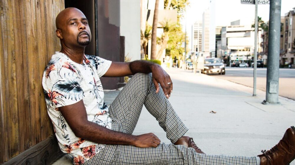 Sunshine On A Cloudy Day: Terron Brooks On Playing Eddie Kendricks In 'The Temptations'