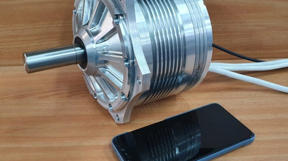 Israeli Electric Car Motor Is The Size Of A Smartphone