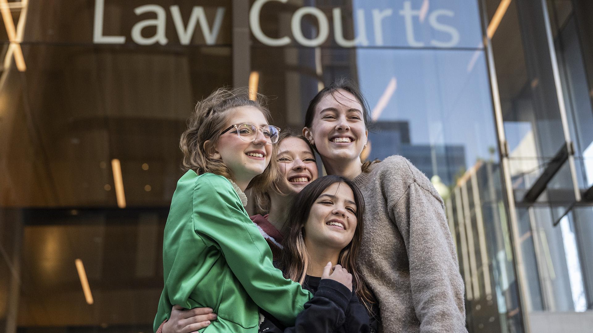 Teens, Nun In Australian State Set For Court Coalmine Decision