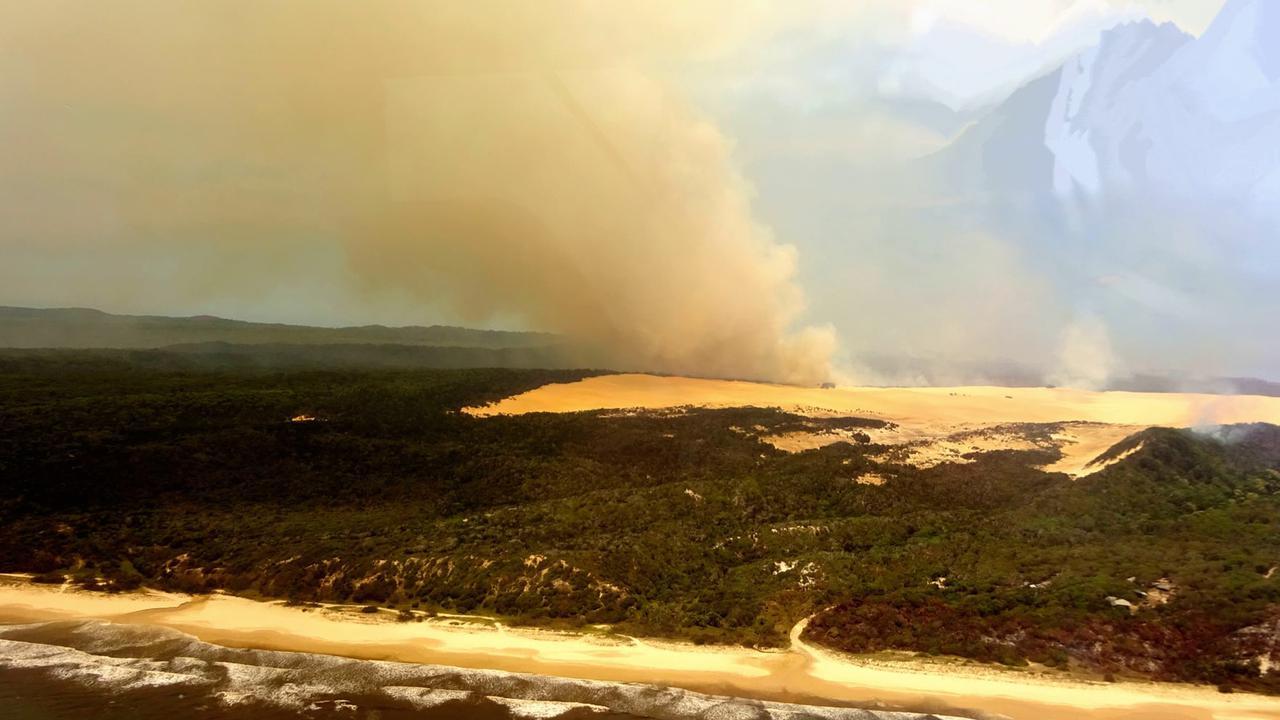 Australia's Fraser Island Fire Report Handed Down