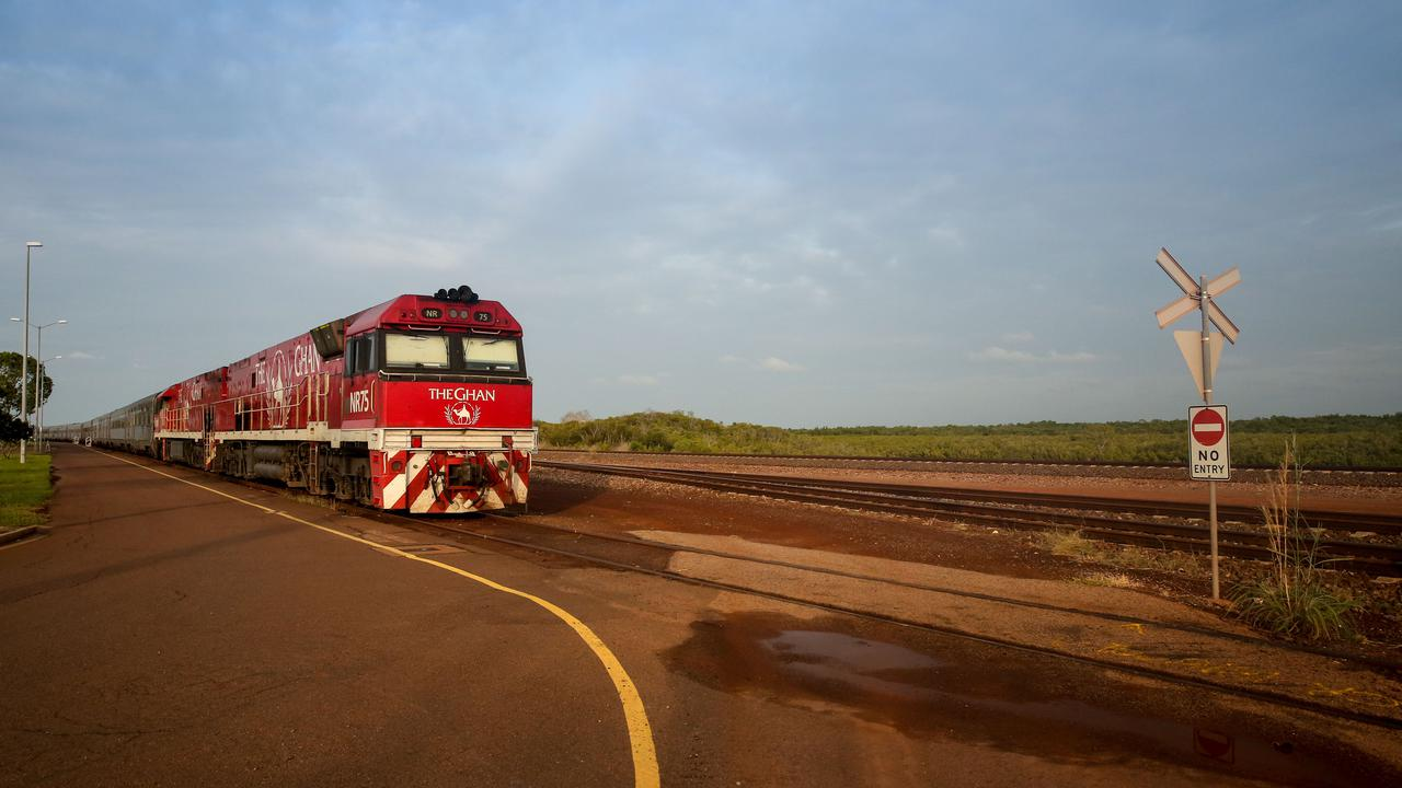 Australia's Victorian Ghan Train Passengers In Quarantine