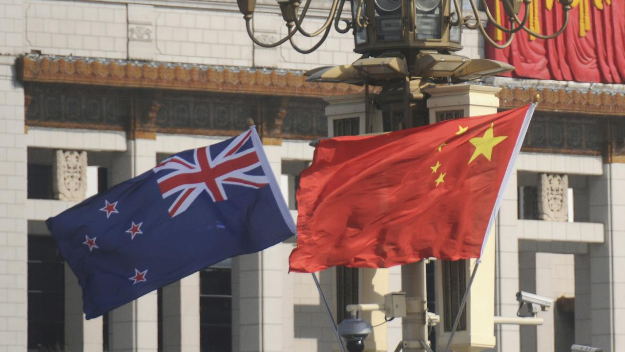 New Zealand Braces For China Storm