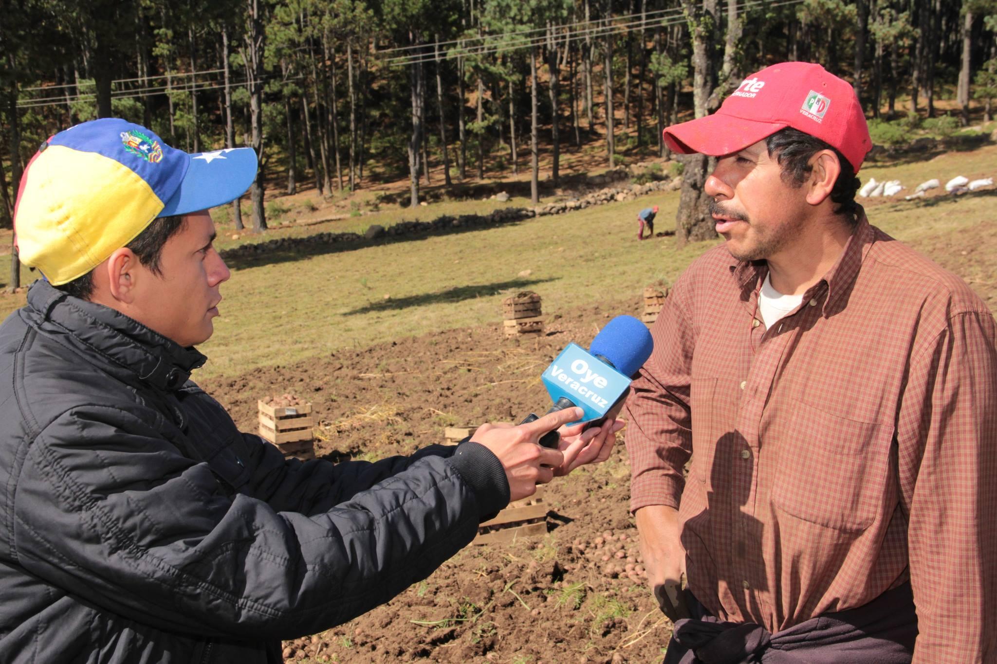 Periodistas latinoamericanos viven con el peligro
