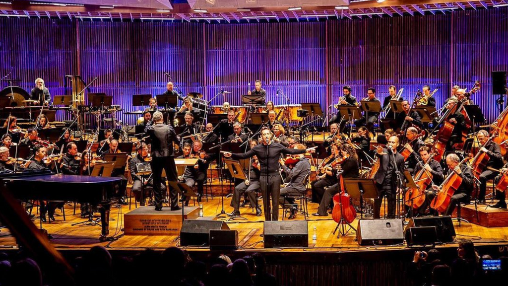 Israel's Philharmonic Will Be World's First Major Carbon-Neutral Orchestra