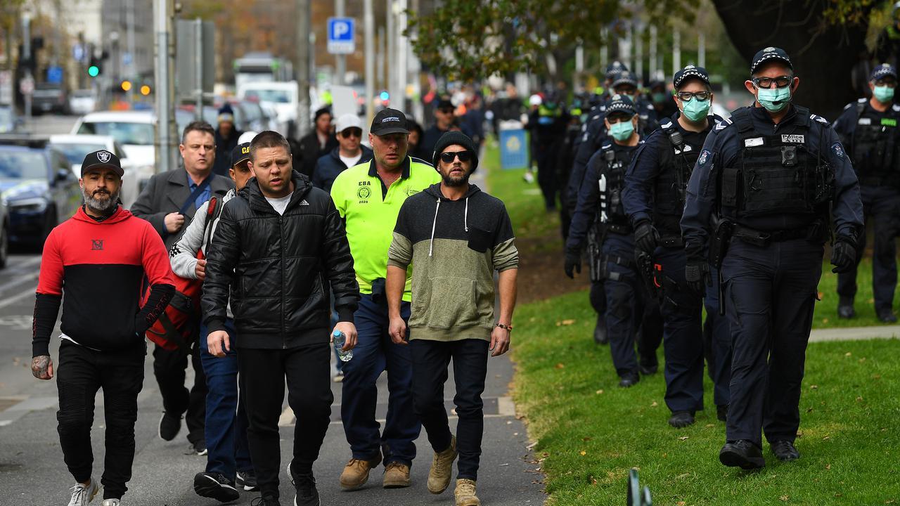 Lockdown In Australia's Victoria Sparks Calls For Financial Help