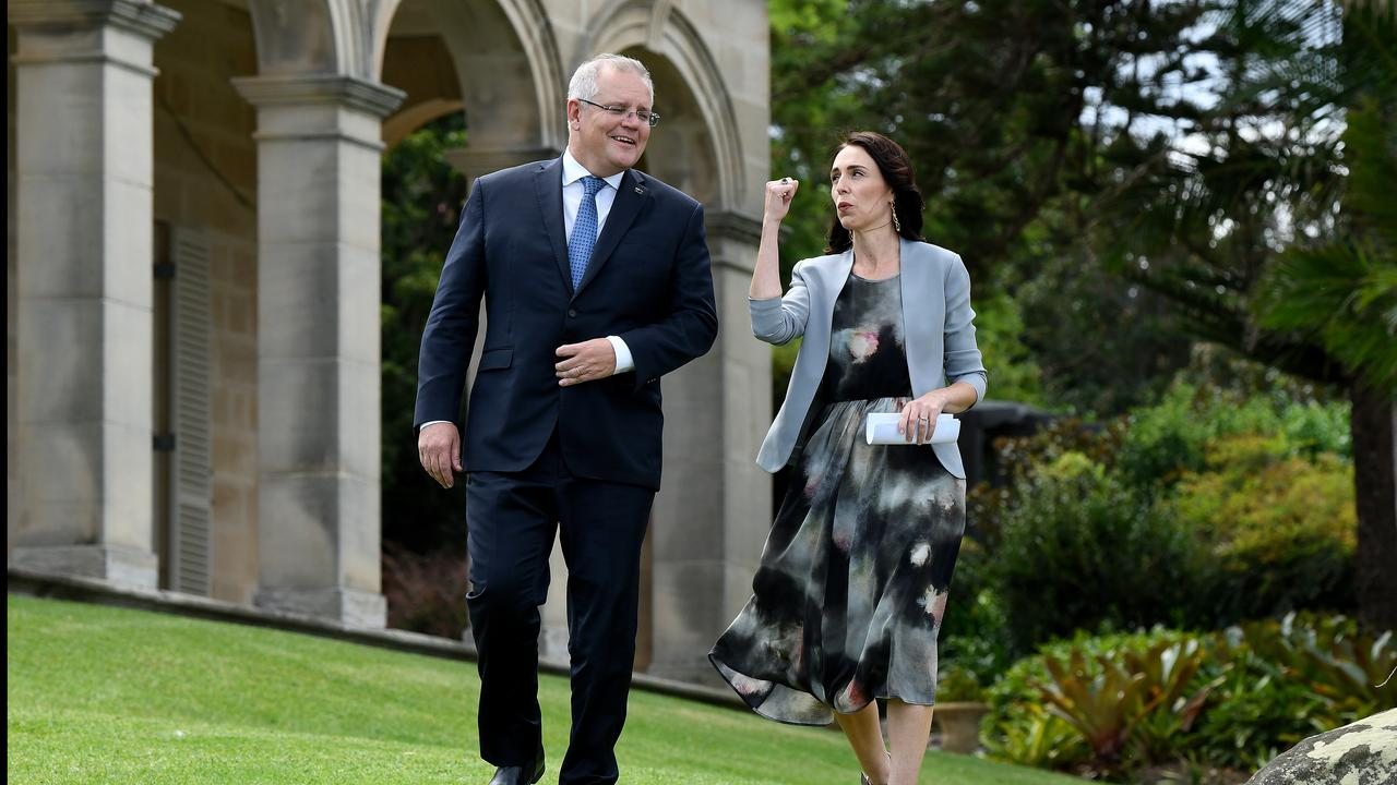 Fights Natural For Australia-New Zealand 'family'