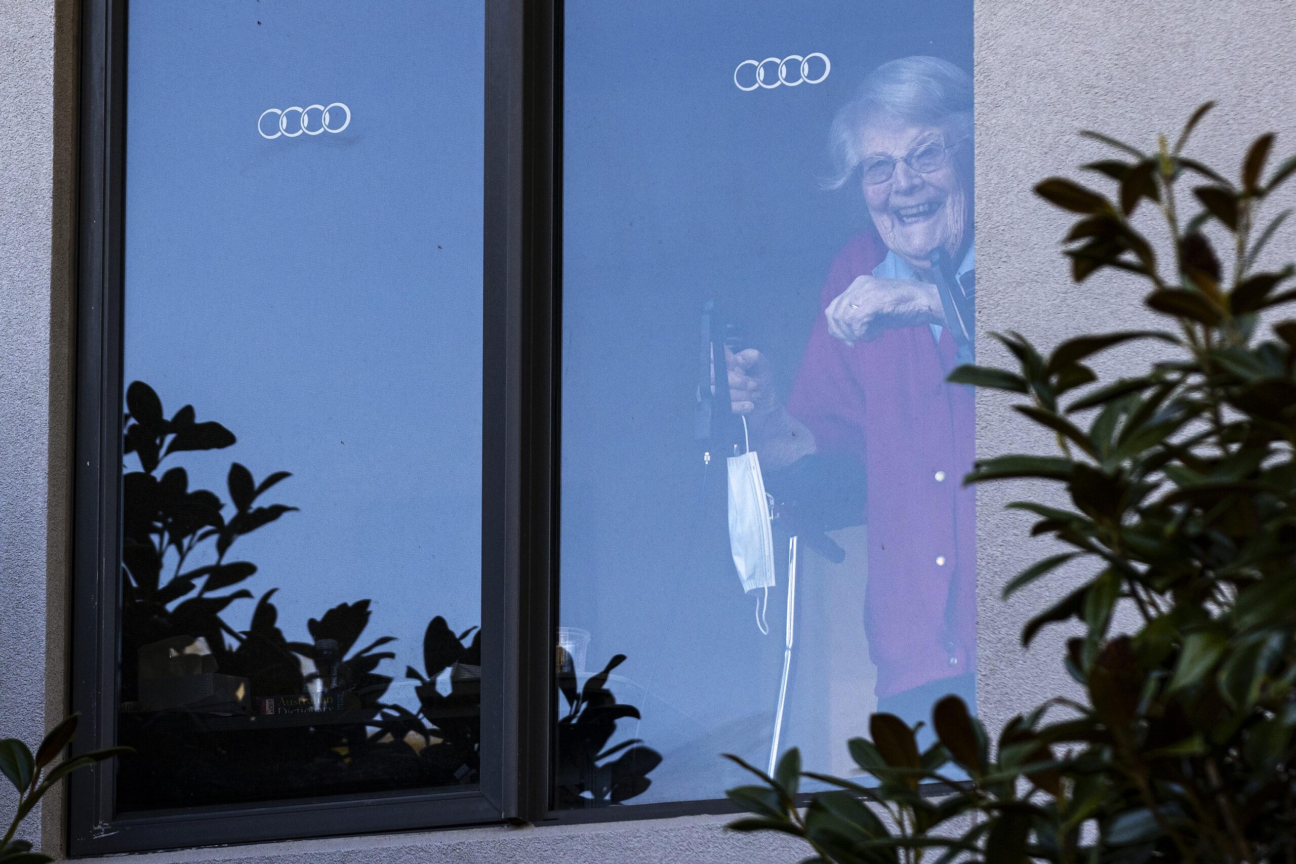 Australia's Victoria Aged Care Home Set For More Covid Jabs