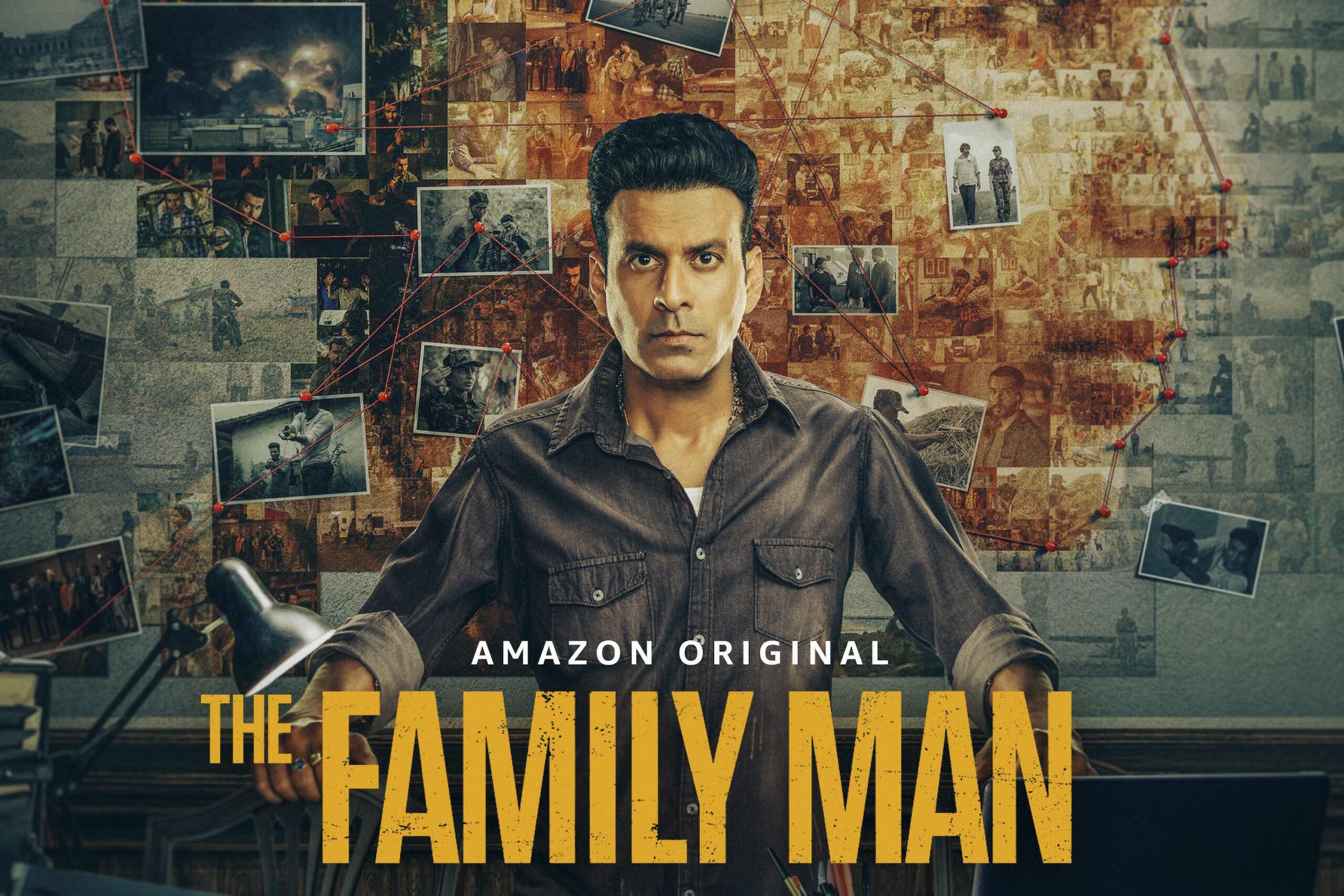 State Wants India To Ban Amazon's Original Web Series 'Family Man 2'