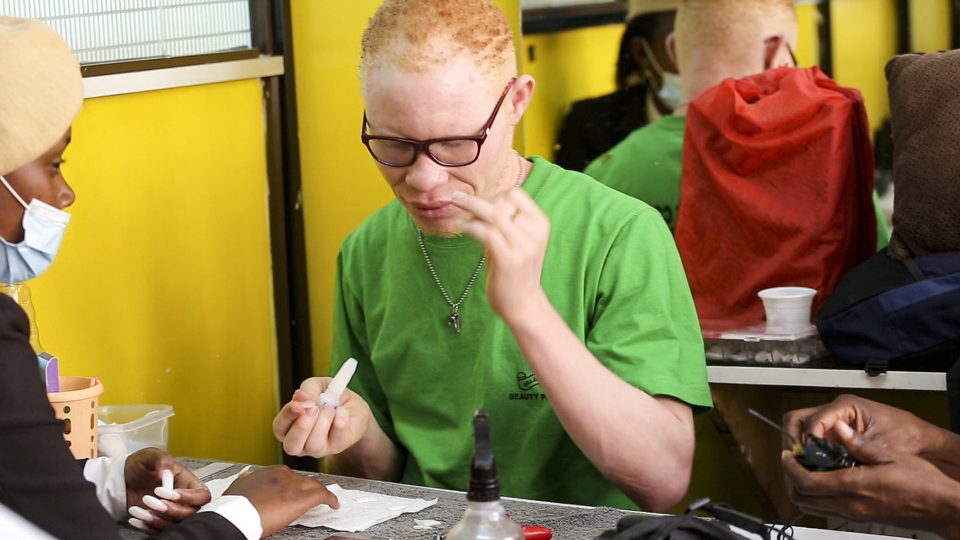 L'Oréal, Kenyan Beauty College Bring Hope To Young People Living With Albinism