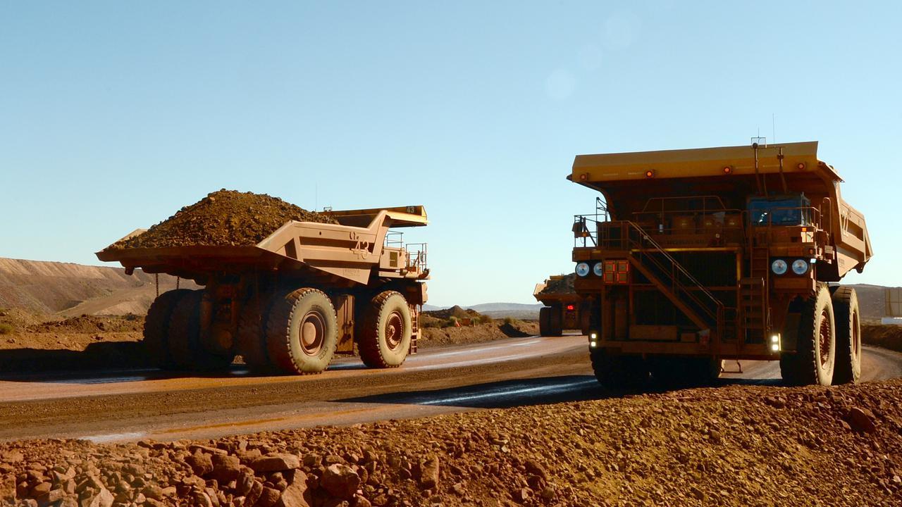 Iron Ore Boom Drives Revenue Surge In Western Australia
