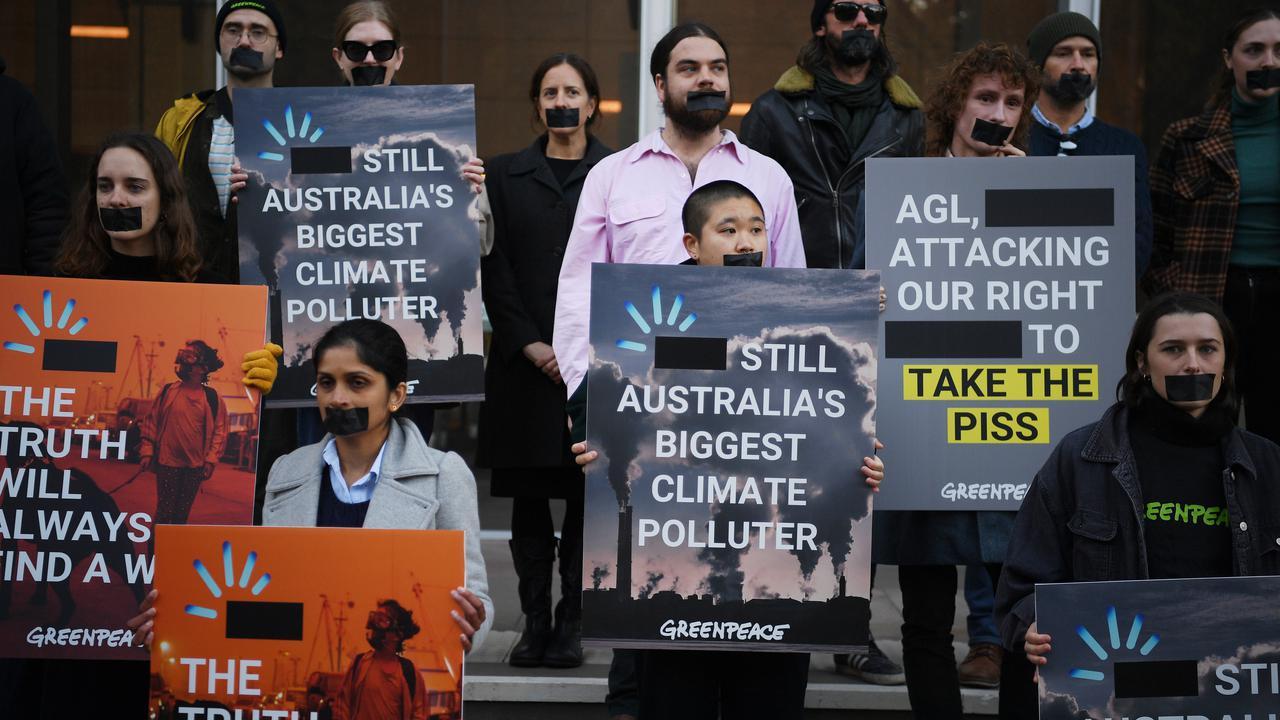Greenpeace Sought To Make Australian Gas Light Company Toxic: Australian Court