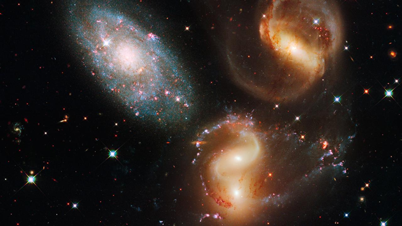 Australian Team Help In Unlocking Space Mysteries