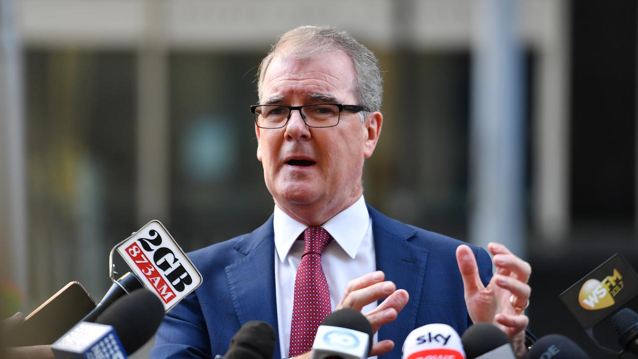 Labor Members Of Parliament Rush To Publicly Support Chris Minns