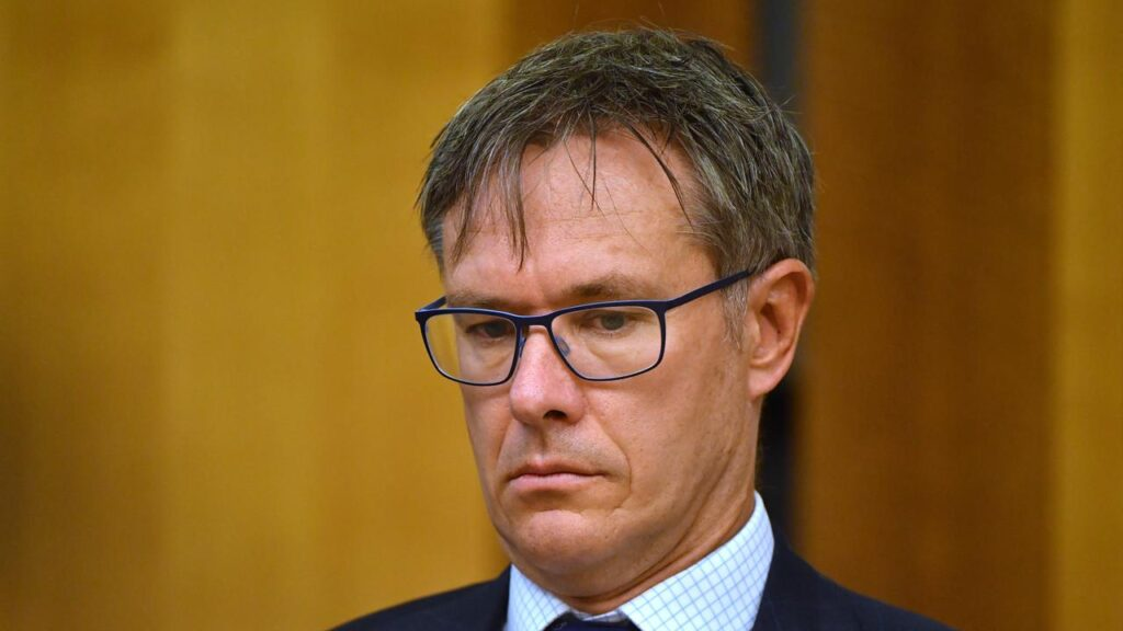 The RBA's Guy Debelle says it's too early to predict the economic impact of the Victorian lockdown.