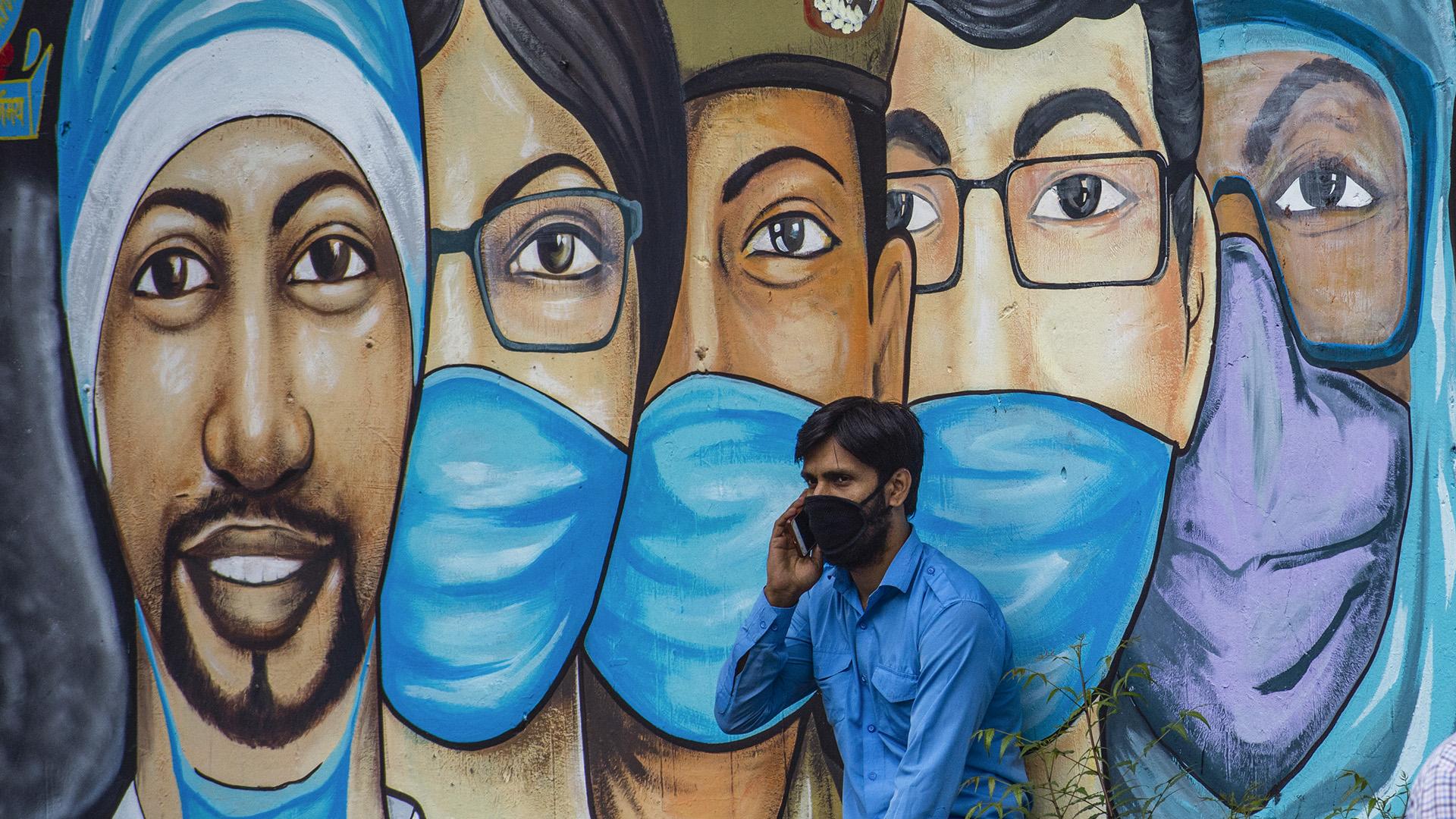 Non-profit Group Takes Amazon India To Court Over Fake Medical-grade Masks