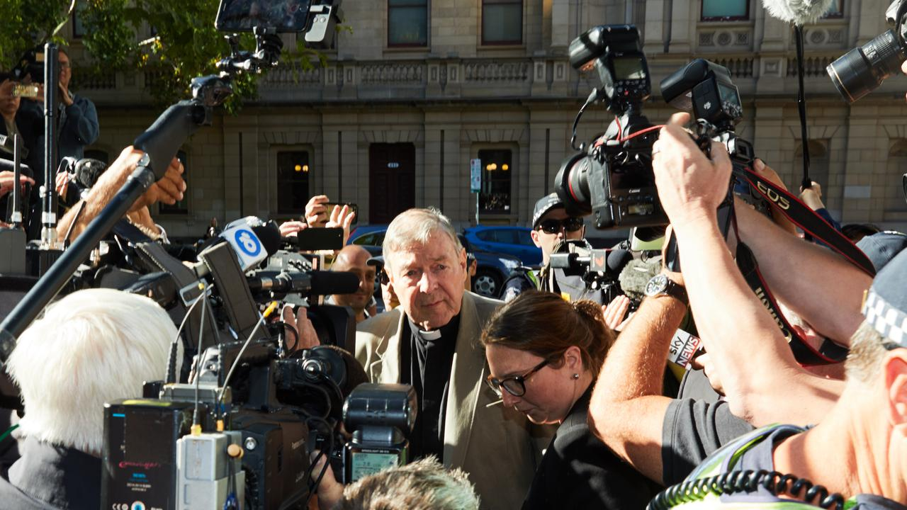 AustralianMedia To Learn Full Cost Of Pell Breaches: Judge