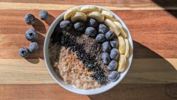 Consumir chía en el desayuno es altamente recomendable, ya que aportara la energía necesaria para las actividades laborales. (Susan Wilkinson/Unsplash)