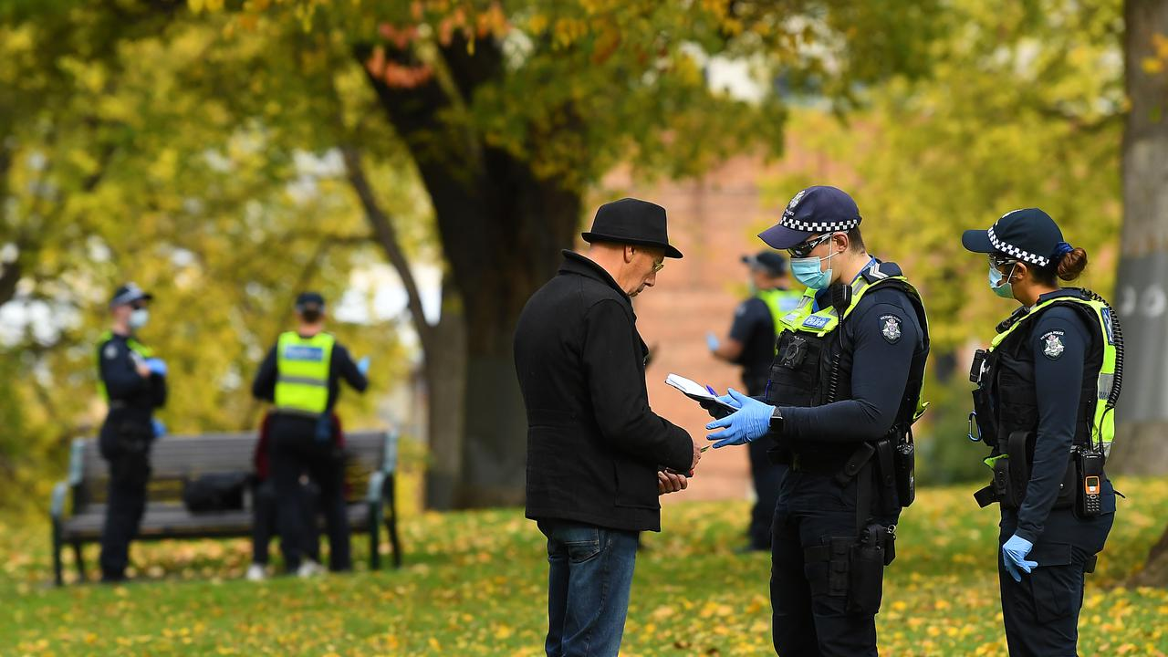 Hundreds Of Police To Enforce Covid Rules In Australian State