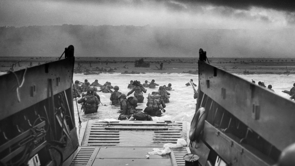 An American Classic At D-Day: How J.D. Salinger Took 'Catcher In The Rye' To War